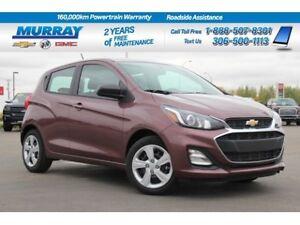 2019 Chevrolet Spark LS*REAR CAMERA,ONSTAR*