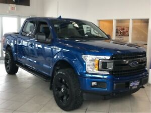 2018 Ford F-150 XLT Lift Truck with Custom Leather
