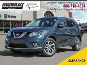 2014 Nissan Rogue SL *AWD   NAV   Power Liftgate   Leather*
