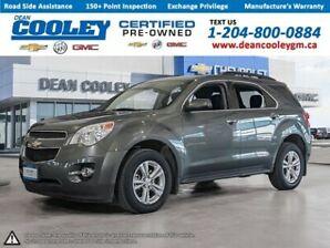 2012 Chevrolet Equinox 1LT AWD/Remote Start/Front Htd Seats/Rear Camera