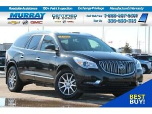 2015 Buick Enclave AWD*REMOTE START,HEATED SEATS,PARK ASSIST*