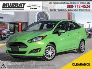 2014 Ford Fiesta SE *Automatic/AC/Cruise control/Bluetooth*