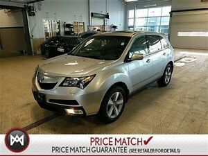 2012 Acura MDX LOW MILEAGE DVD PLAYER NAVIGATION