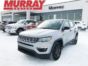 2018 Jeep Compass Sport - * UCONNECT! HEATED! MANUAL! *