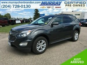 2017 Chevrolet Equinox LT AWD *Backup Camera* *Heated Cloth*