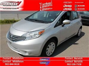 2015 Nissan Versa Note 1.6 SV  Blue Tooth   Back up Camera  Fact
