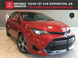 2019 Toyota Corolla LE CVT   Upgrade Package