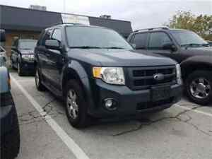 2008 Ford Escape Limited 3.0L Leather, Sunroof, AS IS !!!