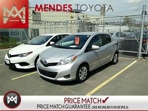2013 Toyota Yaris LE: AC, POWER GROUP, BLUETOOTH Save $$ with th