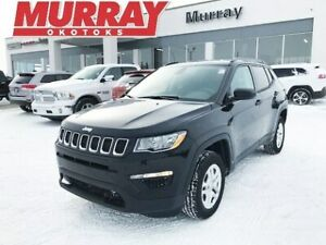 2018 Jeep Compass Sport - * UCONNECT! HEATED! BACK UP CAM! *