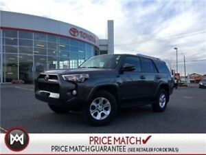 2014 Toyota 4Runner SR5 LEATHER ROOF NAVI UPGRADE NAVI MOONROOF