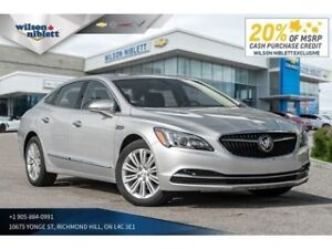 2018 Buick LaCrosse | NAVIGATION | LEATHER | WIRELESS CHARGING |