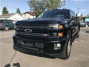 Chevrolet Silverado 2500hd cabine multiplaces 4 rm 167 po ltz 20