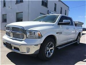 2014 Ram 1500 Laramie Diesel,Navigation,Only 43,000 KMS !!!