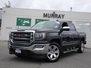 2017 Gmc Sierra 1500 SLT CCab 4WD Rear vision camera, Bluetooth