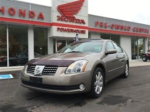 2004 Nissan Maxima SE- TWO SETS OF TIRES! HEATED STEERING WHEEL!