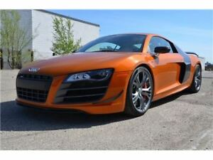 Audi R8 Parts - Differential, axles, driveshaft