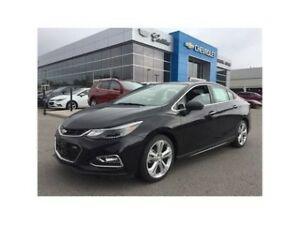 2018 Chevrolet Cruze Premier   Navi   Rear Cam   Sunroof   Bluet