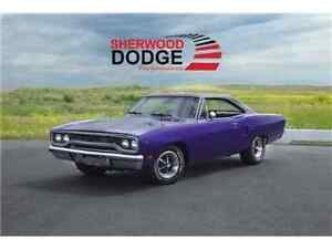 1970 Plymouth Roadrunner V-Code   440   6 Pack