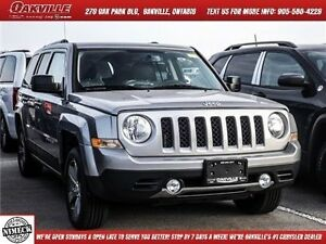 2016 Jeep Patriot HIGH ALTITUDE | 0% OAC | BRAND NEW |