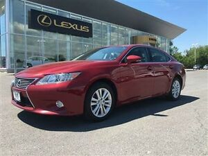 2013 Lexus ES350 LEATHER NAV PKG