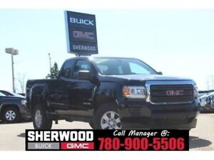 2017 GMC Canyon | Manual | Back Up Camera | Power Options