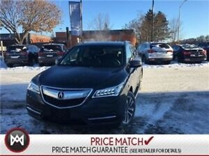 2015 Acura MDX AWD NAVIGATION 7 SEATER