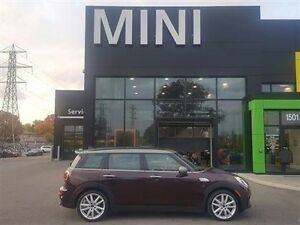 2016 MINI Cooper S Clubman GENERAL MANAGER'S DEMO FULLY LOADED M