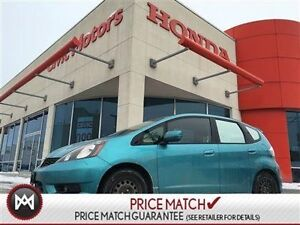2013 Honda Fit SPORT - AIR CONDITION, TILT, POWER WINDOWS