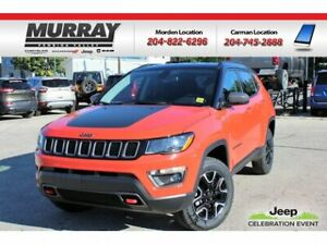 2019 Jeep Compass Trailhawk 4x4   Beats   Pwr. Seat   Bluetooth