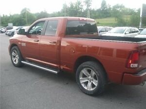 2013 Ram 1500 Sport AIR Suspension Navigation 4X4 8.4 Radio Belleville Belleville Area image 6