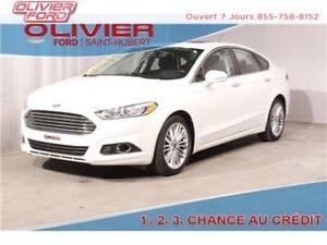2016 Ford Fusion SE LUXURY AWD BLUETHOOT TOIT MAGS (CERTIFIÉ)