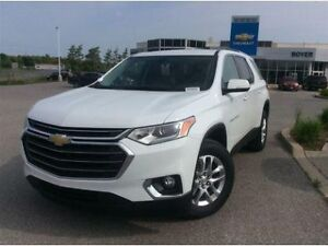 2018 Chevrolet Traverse LT Cloth w/1LT   TRAILERING PKG   REMOTE