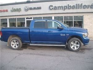 2015 Dodge Ram 1500 AIR Suspension Heated Seats Navigation 4X4 R