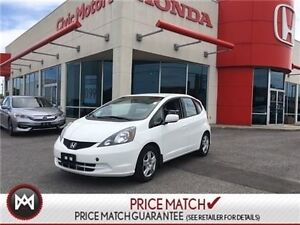 2013 Honda Fit LX - BLUETOOTH, AC, TILT