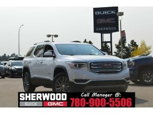 2018 GMC Acadia SLT-1 | Heated Leather | Dual Sunroof | Navigati