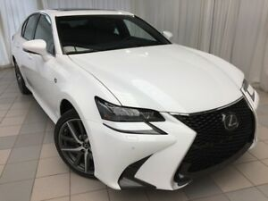 2018 Lexus GS 350 F Sport Series 2 Package