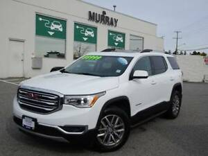 2018 GMC Acadia SLE-2 AWD  Heated front seats, power liftgate
