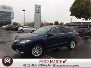 2016 Acura RDX AWD Technology Package Leather