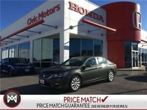 2013 Honda Accord Sedan EX-L - BLUETOOTH, HEATED SEATS, LEATHER