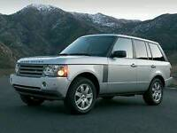 Wanted Range Rover or Discovery 3