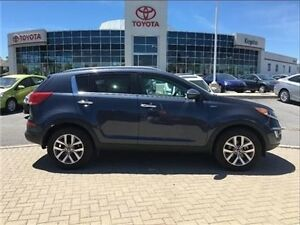 2014 Kia Sportage EX VERY LOW KILOMETERS!!