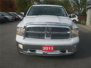 2011 Ram 1500 Laramie Sunroof Ventelated Seats Trailer Brake Belleville Belleville Area image 6
