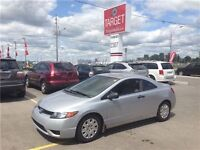 2006 Honda Civic DX INCLUDES WINTER PACKAGE
