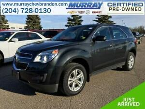 2012 Chevrolet Equinox LS FWD *Low Mileage*