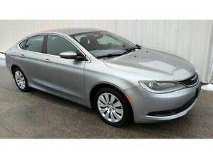 2016 Chrysler 200 LX   Sedan AT   One Owner   Keyless Entry