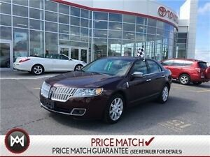 2011 Lincoln MKZ LEATHER, BLUETOOTH, POWER SEATS Fully Loaded an