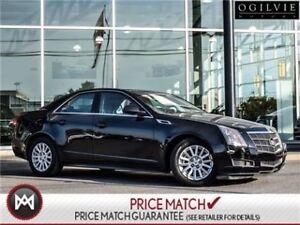 2011 Cadillac CTS Panoroof, leather, alloy  Come view and test d