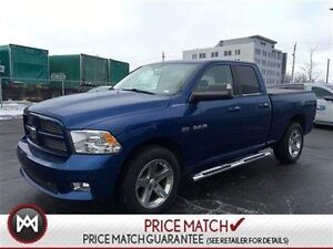 2010 Dodge RAM 1500 5.7L Hemi, Leather, Sunroof