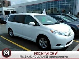 2017 Toyota Sienna LE: POWER DRIVERS SEAT, BLUETOOTH Bring more